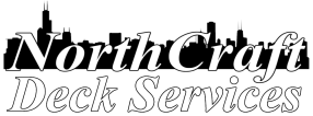 NorthCraft Deck Staining Company Logo, Deck Cleaning and Staining Contractor, Services, Power Washing
