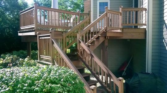 About NorthCraft Deck Staining