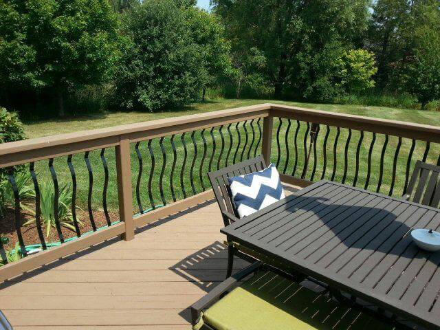 Deck Staining Services in the Chicagoland and Illinois Area