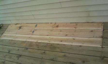 Deck Wood Repair Services in Chicago and Northern Illinois