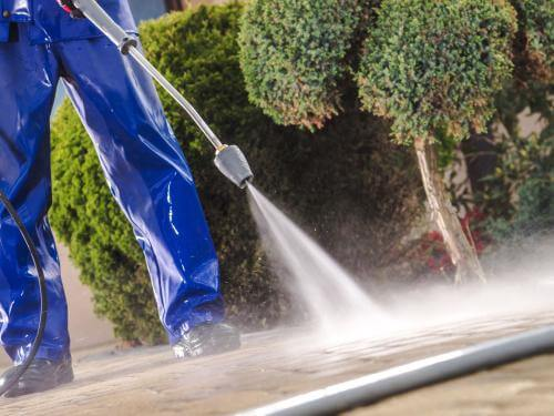 Pressure Washing New Lenox Illinois
